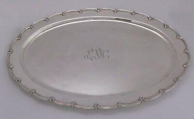 Silver Sterling Silver Platter