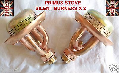 PRIMUS STOVE SILENT BURNER X 2   PARAFFIN STOVE CAMPING STOVE KEROSENE STOVE for sale  Shipping to Nigeria