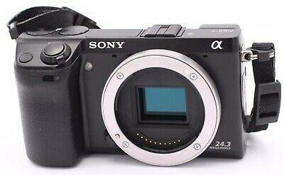 Sony Alpha NEX-7 24.3 MP Digital Mirrorless Camera - 788 Total Shutter- NearMINT for sale  Naples
