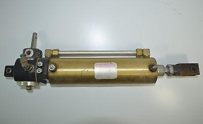 Allenair Pneumatic Solenoid Cylinderpiston Model Av 2x6 Bc J90 Svse Aac