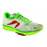 Newton Distance S IV White/Silver Womens Running Shoes