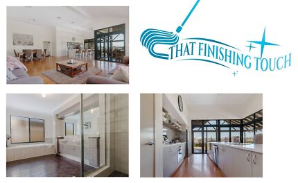 That Finishing Touch weekly and fortnightly home cleaning