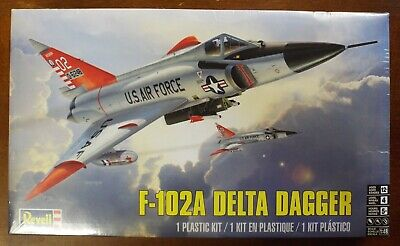 1/48 Convair F-102A Delta Dagger Interceptor Revell 85-5869 Shrink Wrapped MISB