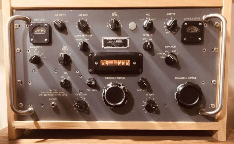 R-390A/URR Communications Receiver