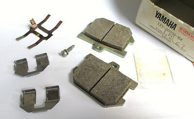 1977 <em>YAMAHA</em> XS2D 78 <em>YAMAHA</em> XS500 REAR BRAKE CALIPER PAD KIT NOS 1J3 20