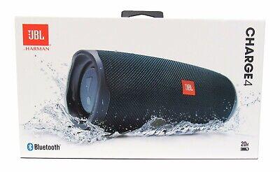 JBL Charge 4 Portable Waterproof Wireless Bluetooth Speaker - Blue *CHARGE4BLU