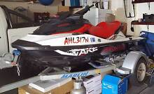 2010 Sea-Doo Wake Pro 215 plus trailer and equipment, Immaculate Newcastle Newcastle Area Preview