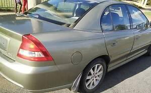 2003 Holden Berlina Sedan,, RWC done Shepparton Shepparton City Preview