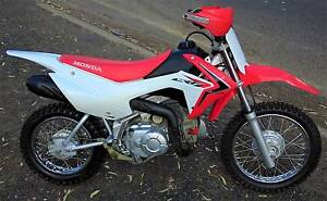 2014 HONDA CRF110 4 STROKE KIDS BIKE (#U01965) Dalby Dalby Area Preview