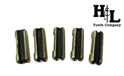 6737326 Flexpins For Bobcat Style Bucket Teeth 5 Pack By Hl Tooth Company