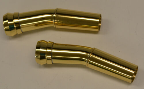 NEW CONN SOUSAPHONE BITS, LACQUER FINISH