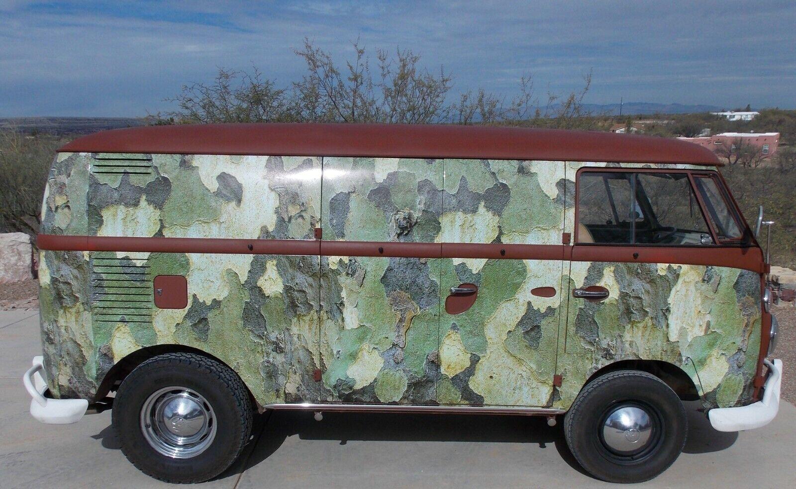1965 Volkswagen Bus/Vanagon Deluxe 1965 Volkswagen Double Door Bus