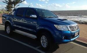 """2015 Toyota Hilux Ute """"21 MONTH WARRANTY"""" Forestville Unley Area Preview"""