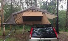 ARB Simpson 3 Roof Top Tent with Rhino Roof Bars Rockhampton Region Preview