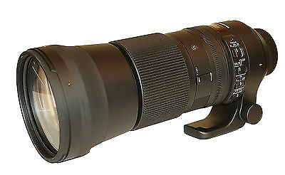 Sigma 150-600mm f/5-6.3 DG OS HSM Contemporary Lens for Canon EF - BRAND NEW!!