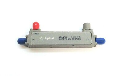Agilent Hp Keysight 87300c Coaxial Directional Coupler 1 Ghz To 26.5 Ghz
