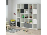 shelving unit 184x184x39 cm white 25 shelf