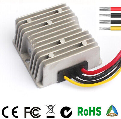 9v-36v To 24v Max 25a Dc Converter Reducer Regulator Voltage Stabilizer 1a-25a