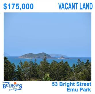 LAND FOR SALE - LOCATION, LOCATION, LOCATION
