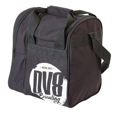 DV8 Tactic Single Black 1 Ball Bowling Bag