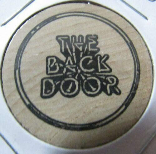 Vintage The Back Door Coeur D