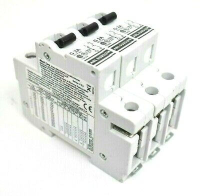 Altech Corp Ablsursum 277 Vac Max G 2a Series V-ea Circuit Breakers Lot Of 3
