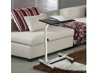 Adjustable height portable desk