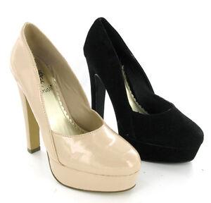 Chaussure A Talon Haut Femme