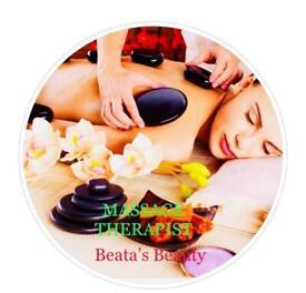 Massage therapist / Mobile Massage Therapist