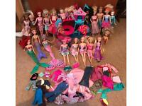 Barbie/doll bundle