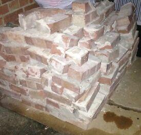 Free rubble / bricks.