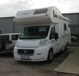 CI MOTORHOME CARIOCA **REDUCED WAS £27,995** 6 BERTH