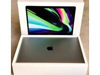 """MACBOOK PRO 13"""" M1 CHIP 2020 HIGH SPEC MODEL 1 WEEK OLD BOXED AS NEW, 1 YEAR WARRANTY rrp £1499"""