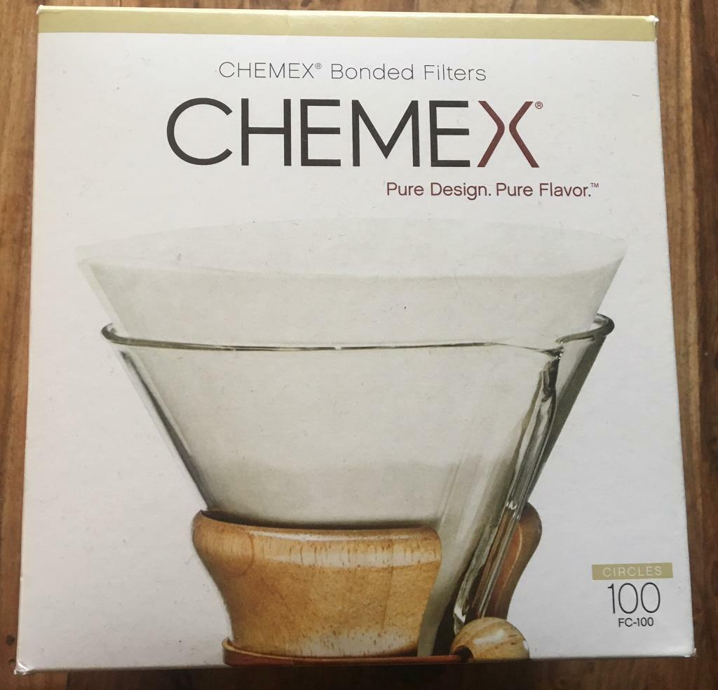 Chemex Fc100 Coffee Filters In Temple Meads Bristol Gumtree