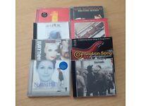 Over One Hunderd Music CDs