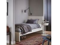 Ikea bed frame with free mattress