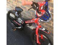 Trek Jet 16 Kids children junior Bike (16 inch Wheel 5 6 7 years old boys) bicycle