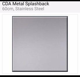 Stainless Steel Splashback