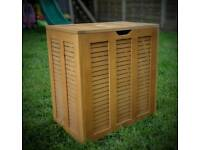 Next Wooden laundry basket