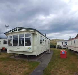 Brilliant Static Caravan For Sale, on Fantastic Park next to Beach!!