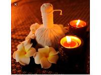 Wonderful relaxing Oriental massage with Nancy