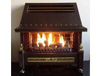 Flavel Regent LFE Electronic Gas Fire (Bronze)