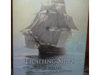 Brillian Christmas present - 2 excellent books Fighting Ships & Air Warfare
