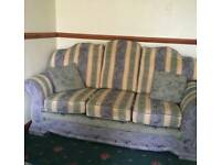 Sofa - 3pcs - Excellent condition