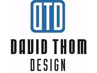 DAVID THOM DESIGN - GRAPHIC DESIGN - WEB DESIGN - PHOTOGRAPHY