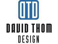 GRAPHIC DESIGN - WEB DESIGN - PHOTOGRAPHY SERVICES - DAVID THOM DESIGN