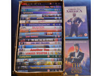DVD Collection Joblot - Classic 1980 -1990's Selection