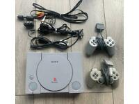 Playstation 1 Bundle with 2 controllers