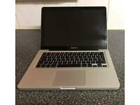"""Macbook Pro 13"""" 2012 apple laptop for spares and repairs"""