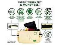 Anti theft belt ideal for hajj & umrah